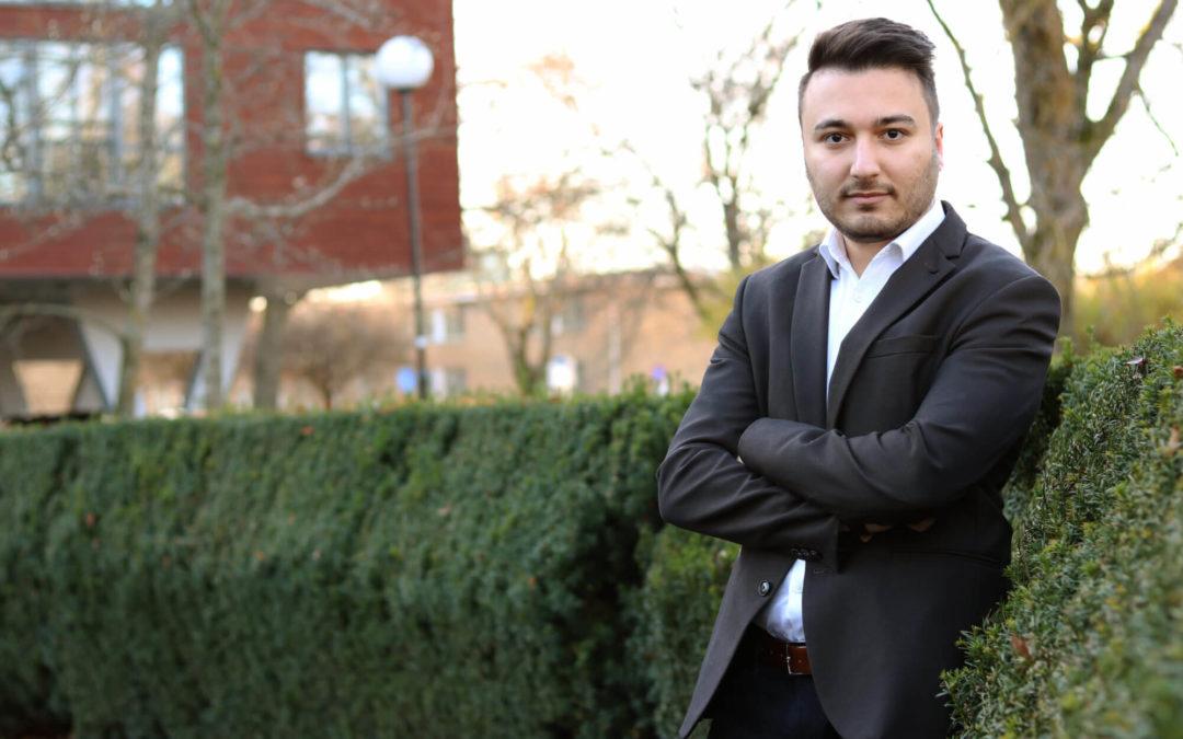 """Ali Salman: """"Lab-medlemskapet passar vår ambition – vi vågar tänka annorlunda"""""""
