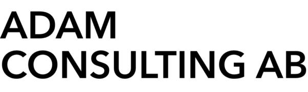 Adam Consulting AB Logotyp