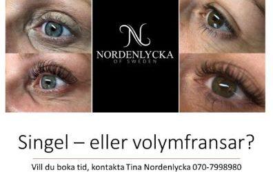 Nordenlycka Of Sweden – fixar fina bryn och fransar